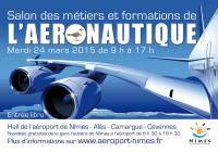 Gard : 2ème Salon des métiers de l'aéronautique à Nîmes