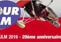 21ème Édition du Tour ULM / Étape à Montpellier-Candillargues le 24 juillet 2016 !