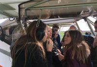 BIA : Accueil des élèves de Pérols à Candillargues